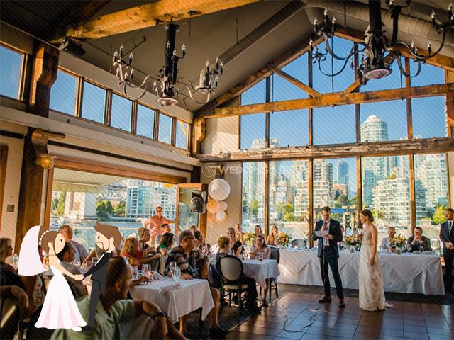 Hình ảnh minh họa trang trí tại nhà hàng tiệc cưới