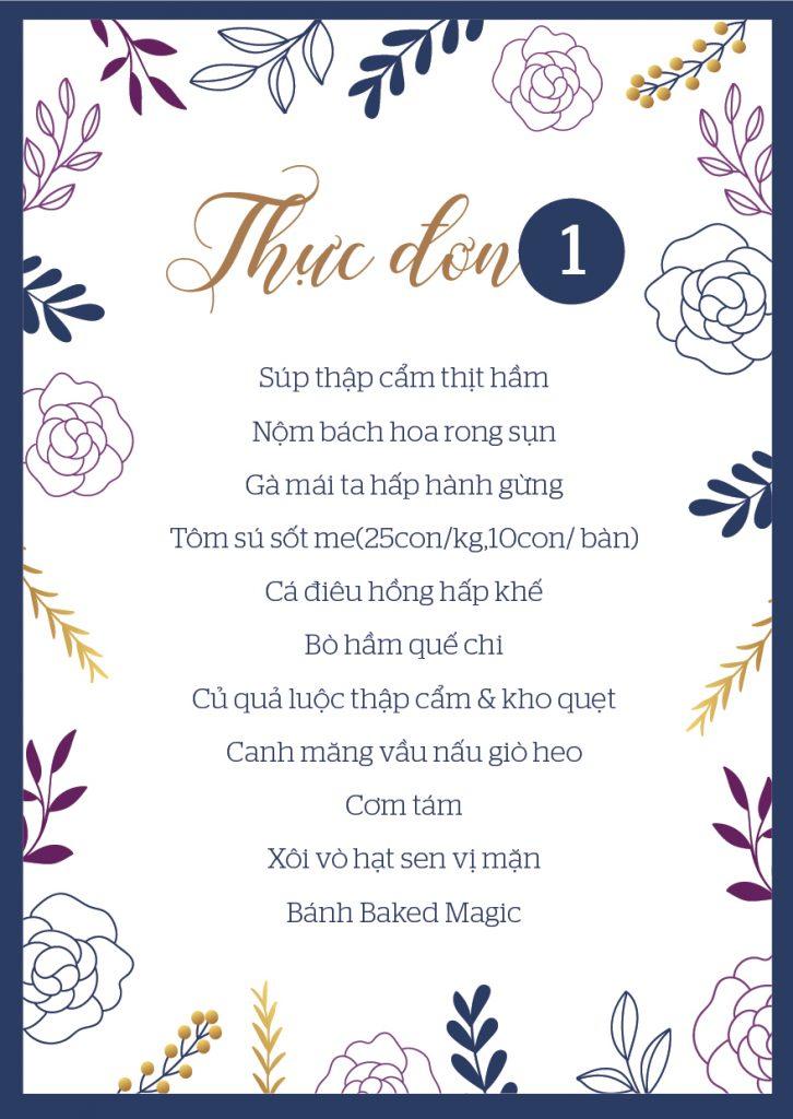 Thuc Don Tiec Cuoi Su Kien Van Hoa