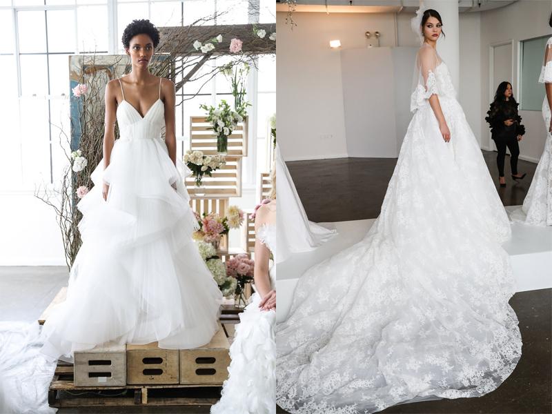 Nhung Mau Vay Cuoi Dep Nhat Hien Nay Bridal Fashion Week 2018