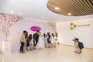 Tiệc cưới tại Trung tâm tiệc cưới và hội nghị Vạn Hoa