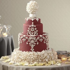Wedding Cake In Marsala