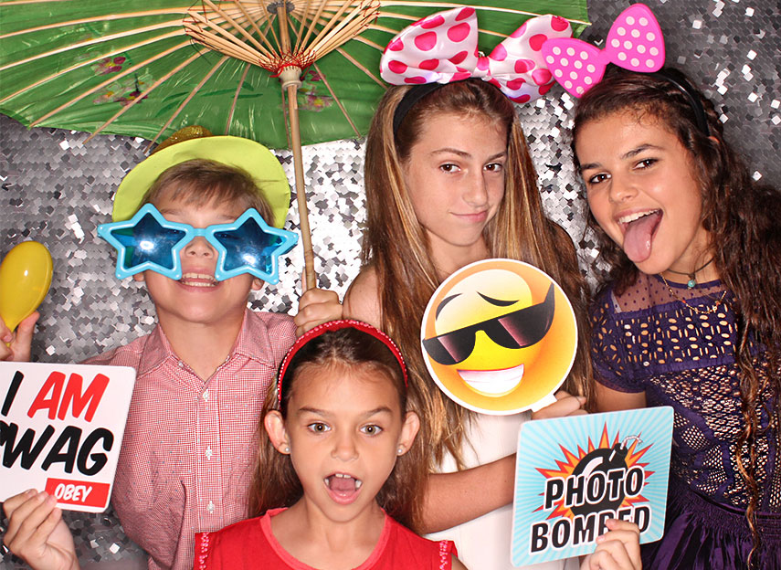 Boca Raton Event Photo Booth 5 Birthday