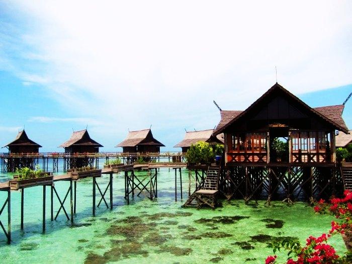 Honeymoon In Malaysian Borneo