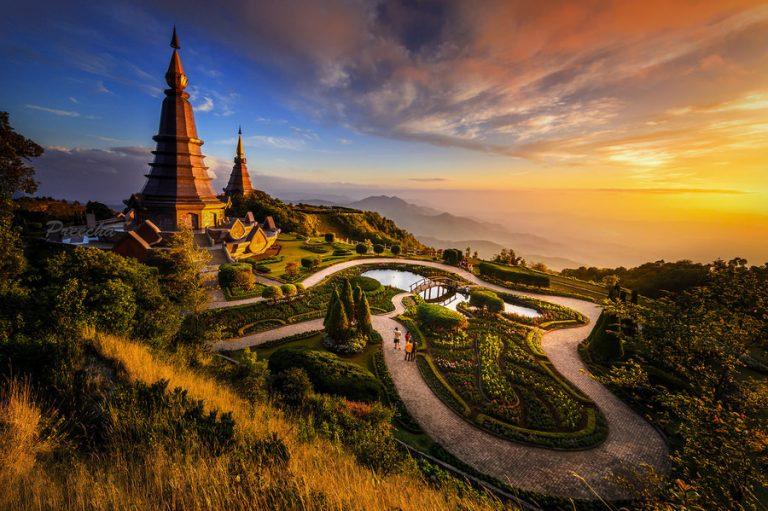 Wat Phra That Doi Suthep 768x511