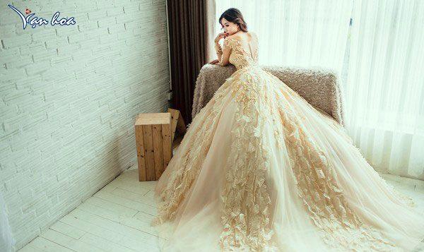 TOP 15 Thương Hiệu Cho Thuê Váy Cưới Tại Hà Nội 2018