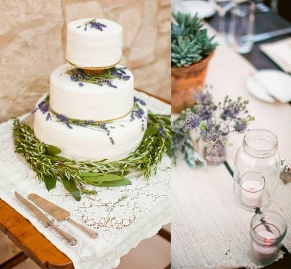 33902 Rustic Lavender Wedding Cake1