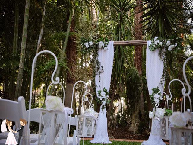Hình ảnh minh họa trang trí tiệc cưới
