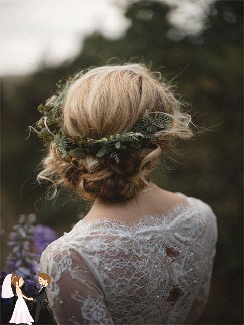 Hình ảnh minh họa xu hướng trang điểm cưới