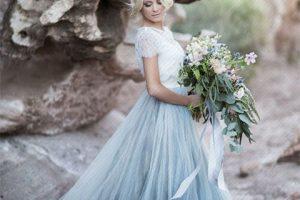 Hình ảnh minh họa xu hướng váy cưới