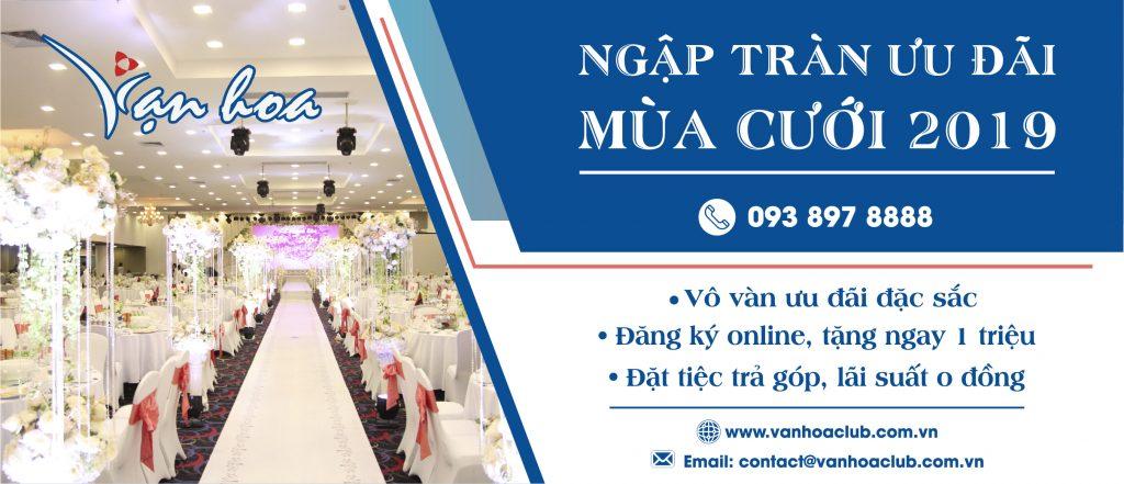 Ngap Tran Uu Dai Cuoi Van Hoa 2019 Tai He Thong Trung Tam Tiec Va Su Kien Van Hoa