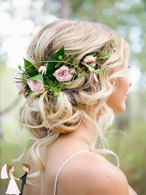 Hình ảnh minh họa tóc cưới ở biển đẹp