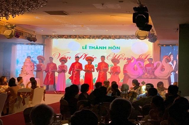 Nghi Le Cuoi, Trinh Dien Mon An