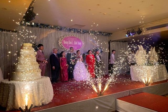 quy trình tổ chức lễ cưới