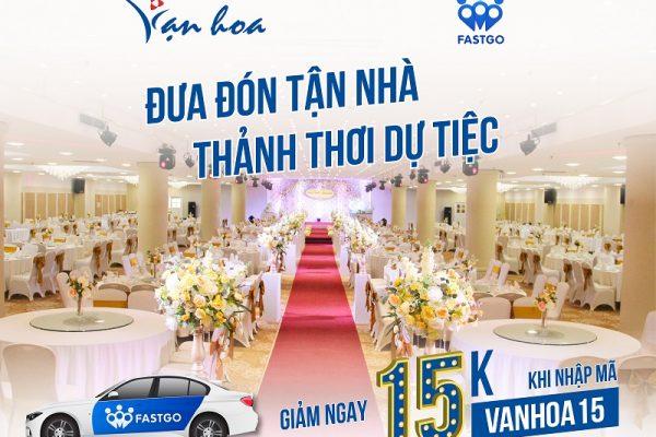 Chuong Trinh Khuyen Mai Goi Xe Van Hoa Fastgo
