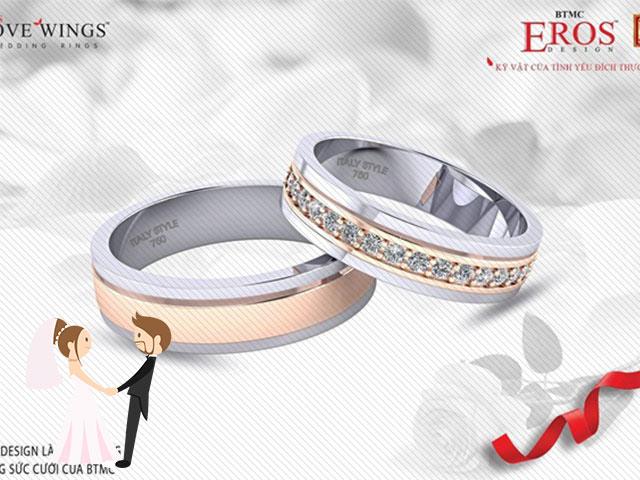 Hình ảnh minh họa cửa hàng bán nhẫn cưới Bảo Tín Minh Châu