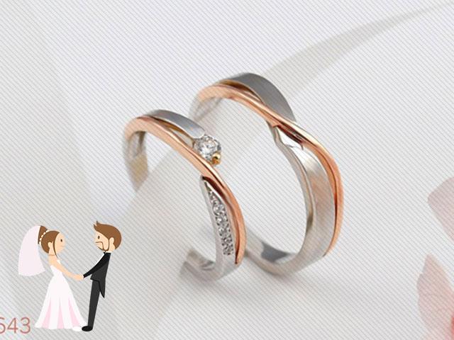 Hình ảnh minh họa cho cửa hàng bán nhẫn cưới đẹp