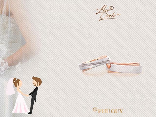 Hình ảnh minh họa cửa hàng bán nhẫn cưới