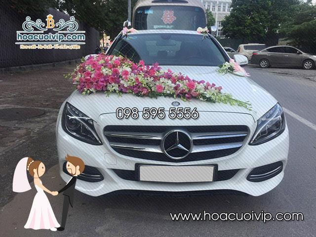 Hình ảnh minh họa địa chỉ thuê xe đám cưới chuyên nghiệp