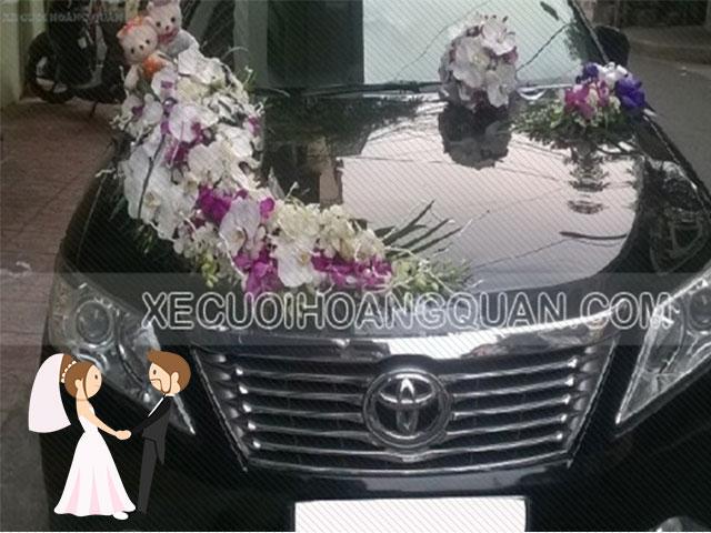 Hình ảnh minh họa địa chỉ thuê xe đám cưới tại Hà Nội
