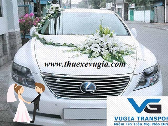 Hình ảnh minh họa địa chỉ thuê xe đám cưới đẹp ở Hà Nội