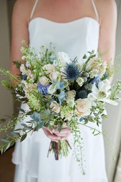 Hình ảnh minh họa hoa cưới mùa hè đẹp