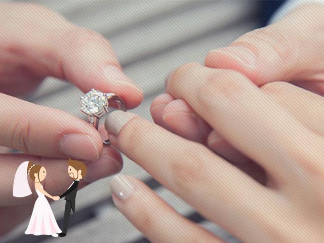 Hình ảnh minh họa nhẫn cưới