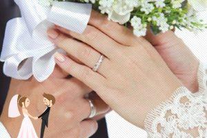 Hình ảnh minh họa cho kinh nghiệm lựa chọn nhẫn cưới