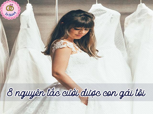 Hình ảnh minh họa truyện 8 nguyên tắc cưới được con gái tôi