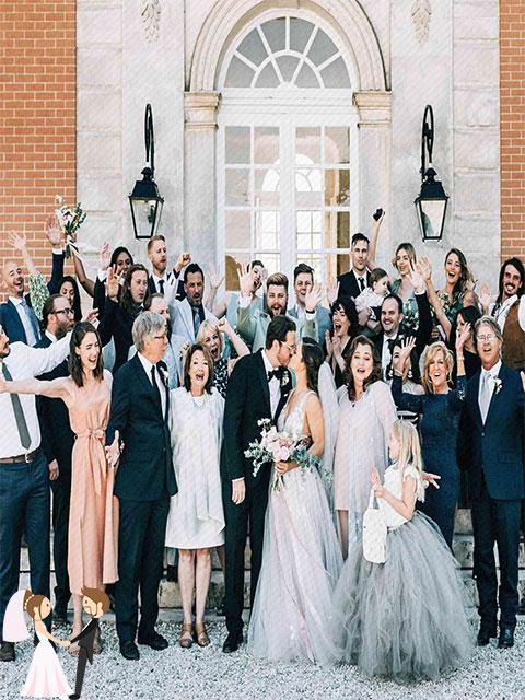 Hình ảnh minh họa tổ chức đám cưới nhỏ gọn