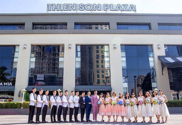 Doi Ngu Nghi Thuc, Thien Son Plaza