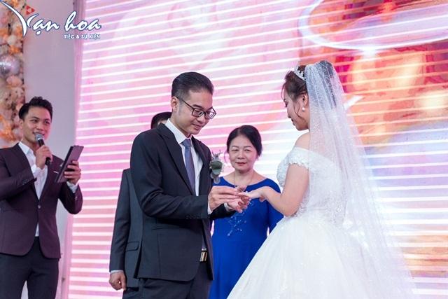 Hình ảnh minh họa MC đám cưới