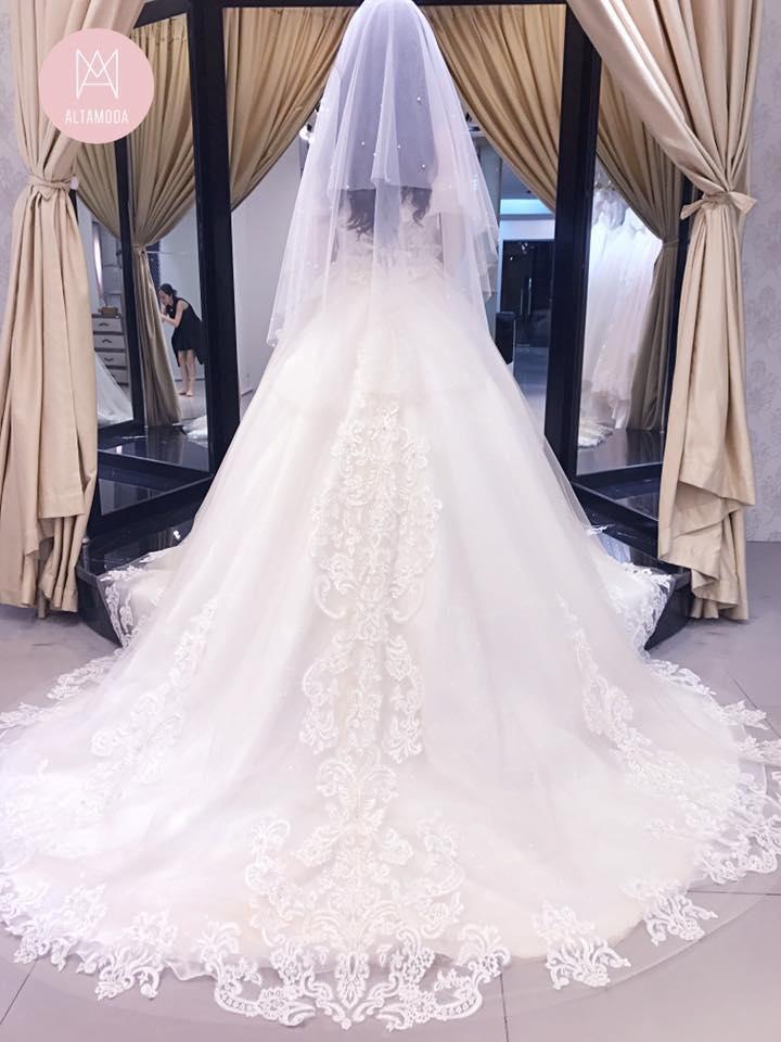 Cửa hàng cho thuê váy cưới AltaModa