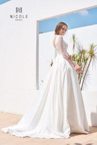 Cửa hàng cho thuê váy cưới Nicole Bridal