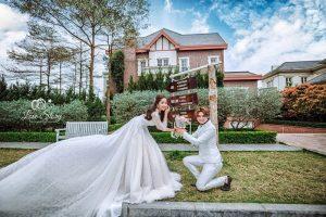 Địa điểm chụp ảnh cưới đẹp tại Rose Valley