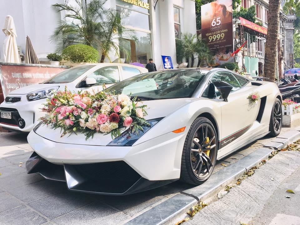 Dịch vụ thuê xe cưới sang trọng