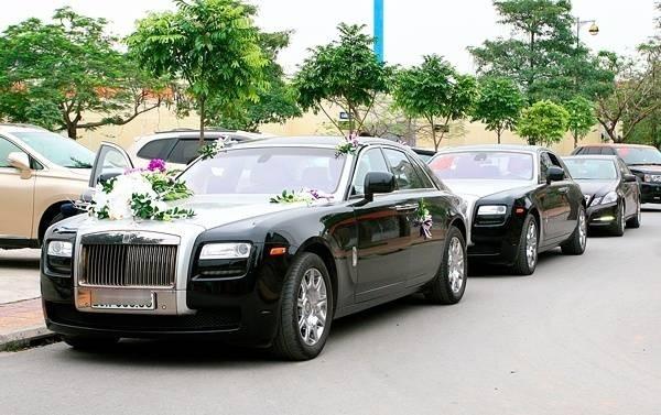 Dịch vụ thuê xe cưới