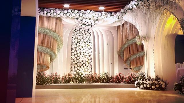 Hình ảnh phông chụp hình kỷ niệm ngày cưới