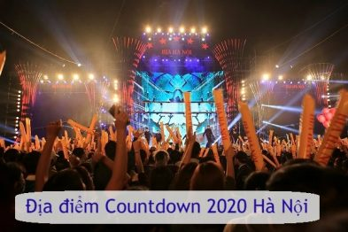 Countdown Ha Noi