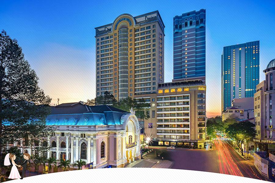 Top 10 Khach San To Chuc Tiec Cuoi Hang Dau Tphcm Caravelle 2