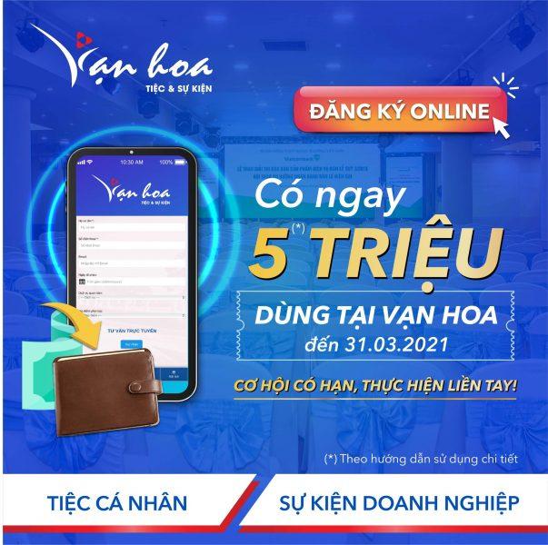 Dang ky online tang 5 trieu