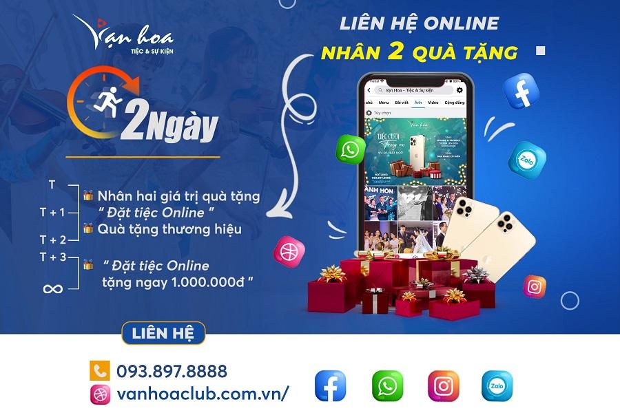 Nhan 2 Qua Tang Van Hoa